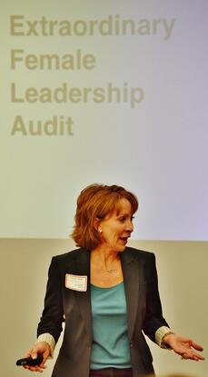 extraordinary female leadership