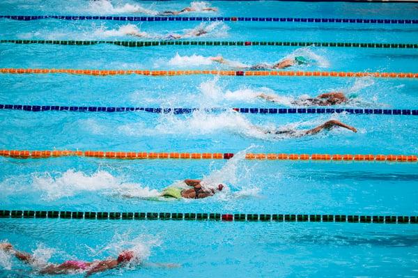 people-doing-swim-race-1263349